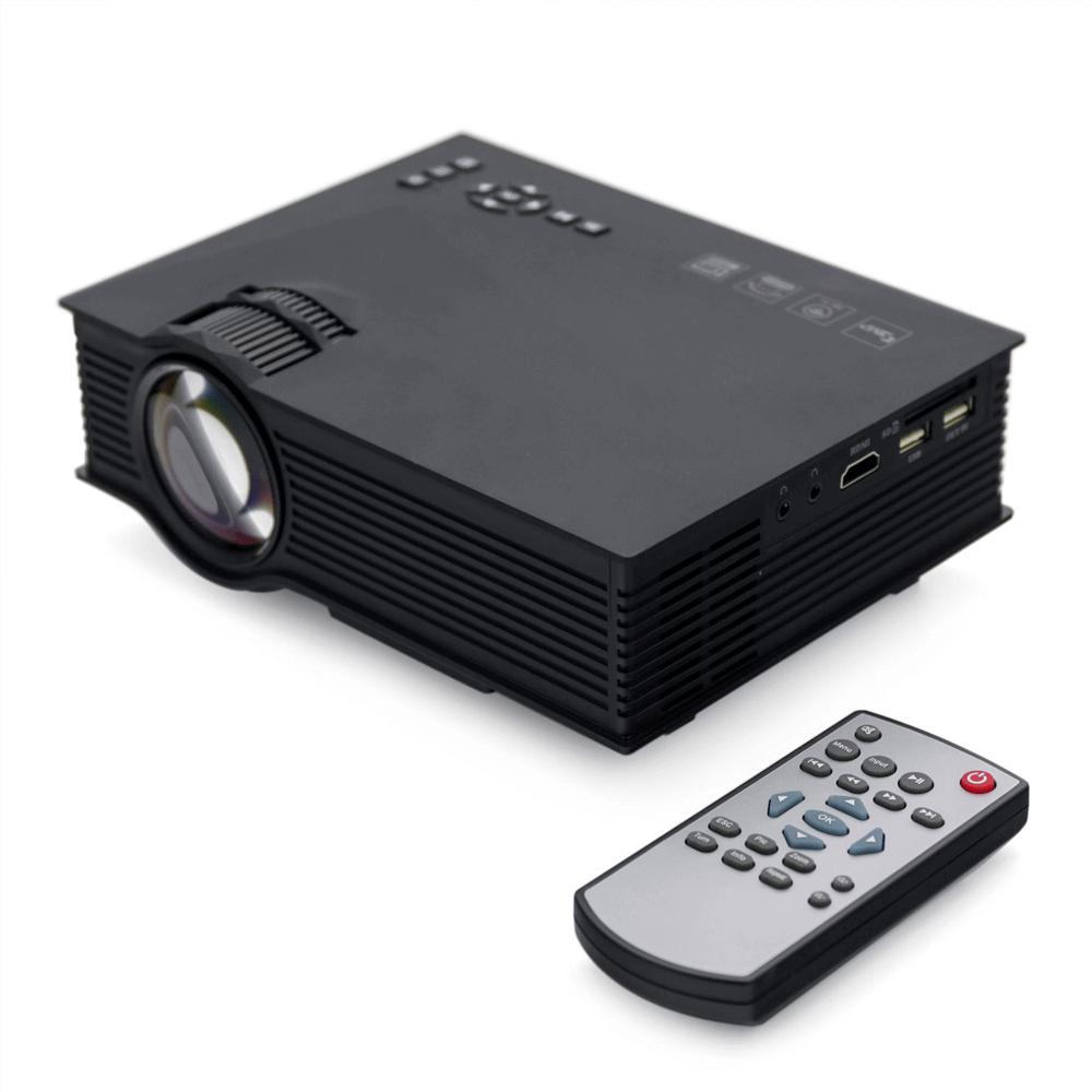 Мини проектор Unic UC46+ - 2